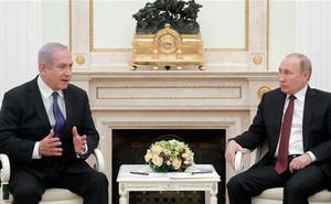 """Sứ mệnh của Iran và S-300 ở Syria đã """"làm nóng"""" cuộc bàn thảo của TT Putin và Thủ tướng Israel"""