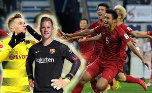 Đội bóng Đức muốn có Đoàn Văn Hậu: Bệ phóng trứ danh của Marco Reus, Stegen, Xhaka