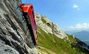 Trải nghiệm trên tuyến đường sắt răng cưa dốc nhất thế giới