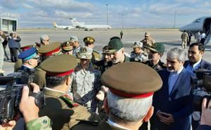 """Hai tướng cấp cao nhất Iran bất ngờ thăm Damascus: """"Chảo lửa"""" Syria sắp bùng cháy?"""