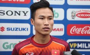 Tân binh U23 Việt Nam tiết lộ yêu cầu đặc biệt của HLV Park Hang-seo