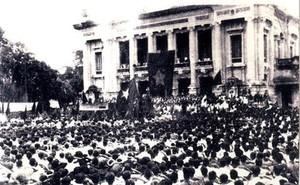 Tranh thủ cơ hội khi Thế chiến II gần kết thúc, đảng Cộng Sản phát động tổng khởi nghĩa