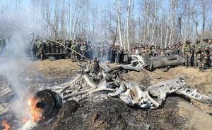 Máy bay không người lái Pakistan buộc quay lại sau khi bị Ấn Độ chặn