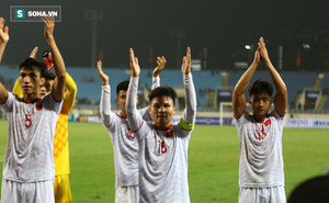 Cập nhật vòng loại U23 châu Á 2020: Đại thắng Thái Lan, U23 Việt Nam giành vé trực tiếp