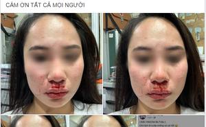 Cô gái lên tiếng thanh minh sau clip bị lột quần, túm tóc đánh ghen ngay giữa phố: Em bị oan, em không cướp chồng