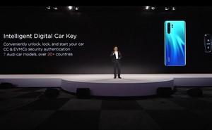 Smartphone mới nhất của Huawei có thể dùng làm chìa khoá ô tô, nhưng xem video này xong thì có lẽ chẳng ai muốn làm vậy