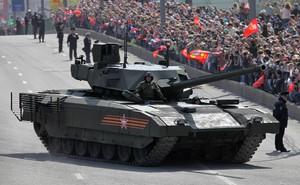 """Kíp lái xe tăng Armata sẽ """"giải quyết nỗi buồn"""" như thế nào?"""