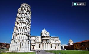Bí mật của tháp nghiêng Pisa: Kỳ quan độc nhất vô nhị trong lịch sử nghệ thuật kiến trúc