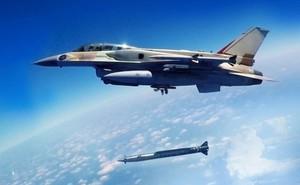 """Tên lửa Rampage - """"Cuồng nộ"""" của Israel đang gây sốc ở chiến trường Trung Đông"""