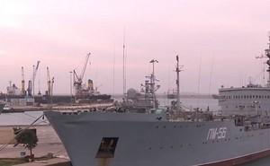 """Nga đặt mục tiêu mới cho cảng Tartus ở Syria và hợp đồng """"trong vòng 1 tuần"""""""