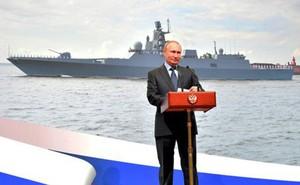 Tổng thống Putin tiết lộ tàu ngầm dài nhất thế giới đầy uy lực của Nga