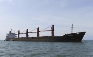 """Triều Tiên tố Mỹ """"ăn cướp giữa ban ngày"""", đòi trả tàu hàng ngay lập tức"""