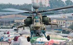 """Không quân Nga """"lột xác"""" khi được bổ sung 100 trực thăng tấn công Mi-28NM"""