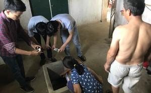 Xem camera thấy hàng xóm mang chai nước lạ chạy vào, gia đình ở Nghệ An lo sợ bị đầu độc