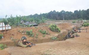 Lính gác trên chiến trường K: Đại tướng cũng phải nghe lệnh!
