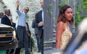 Gia đình cựu Tổng thống Barack Obama bất ngờ tái xuất với vẻ ngoài khác lạ, nhìn sang con gái út của ông ai cũng phải ngỡ ngàng