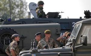 Nga dọa đáp trả ý định lập căn cứ ở Đông Nam Á của Anh