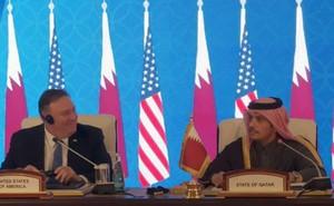 Ông Pompeo hoan nghênh Qatar tạo điều kiện cho lính Mỹ đồn trú