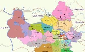 Hà Nội hiện có bao nhiêu quận, huyện?