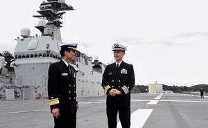 Nhật Bản tăng tốc hiện đại hóa quân đội