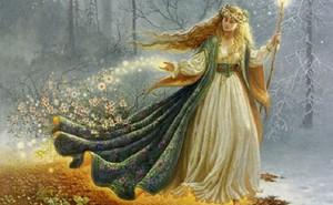 """6 nữ thần đại diện cho tình yêu và sắc đẹp trong thần thoại khiến biết bao đàn ông """"trồng cây si"""""""