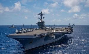 Điểm yếu chết người của phi đội máy bay trên hạm Mỹ