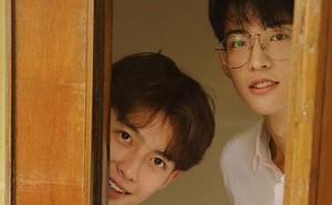 """Hai hot boy Trung Quốc khoe bộ ảnh đậm mùi """"chemistry"""" làm dân tình thi nhau """"đẩy thuyền"""""""