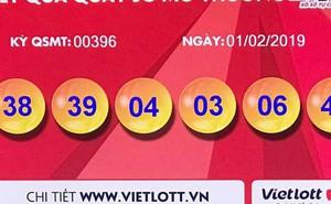 Cận Tết, 3 người cùng trúng vé số Vietlott hơn 75 tỉ đồng