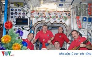 Tiết lộ sự thật thú vị về Tết trong không gian của các phi hành gia