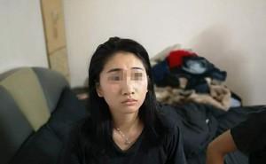 Đến nhà bạn trai ra mắt nhân dịp Tết, cô gái trẻ bị cảnh sát còng tay ngay cửa, để lộ thân phận thật