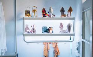 8 thiết kế kệ giày dép thời trang, thanh lịch nhưng đơn giản có thể tự làm tại nhà mà không tốn nhiều sức