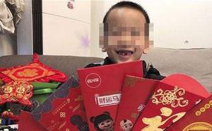 Lấy hết tiền lì xì, ông bố Trung Quốc bị con trai kiện ra tòa