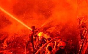 Hồi chuông cảnh báo từ vụ hỏa hoạn kinh hoàng tại Bangladesh