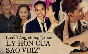 Vợ chồng Song - Song không đeo nhẫn nên bị đồn rạn nứt, còn sao Vbiz trước ly hôn đã bị soi như thế nào?