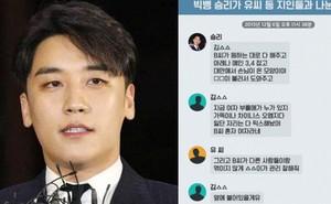 Cảnh sát giải đáp câu hỏi triệu người tò mò: Tin nhắn khiến Seungri khổ sở vì bê bối từ đâu mà ra?