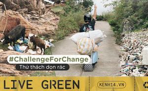 """Thử thách dọn rác tại đảo Sơn Trà: Trả lại một bãi đá hoang sơ từ """"biển rác"""", tuyên truyền ý nghĩa về du lịch có trách nhiệm"""