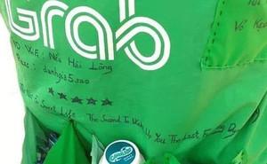 """Dịch vụ chuẩn """"5 sao"""" của bác tài GrabBike: Wifi miễn phí, kẹo ăn mệt nghỉ, có túi bỏ vỏ cho đỡ hại môi trường"""
