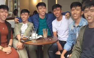 Bức ảnh 6 anh em giống nhau như copy - paste khiến dân mạng choáng váng và sự thật 'đau bụng' phía sau