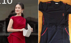 Thêm một pha mua hàng online hết hồn: Đặt mua váy đỏ điệu đà, nhận về chiếc váy xa lạ từ đầu đến chân
