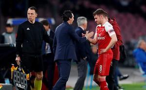 Ngôi sao Ramsey đã chơi trận cuối cùng cho Arsenal?