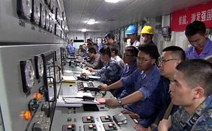 """Trung Quốc vô tình để lộ """"bí mật"""" về tàu sân bay nội địa đầu tiên Type 001A"""
