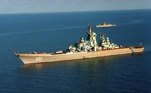 """Vì sao Nga """"bán sắt vụn"""" hai tuần dương hạm hạt nhân hạng nặng?"""