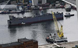 """Nhà lãnh đạo Triều Tiên thăm tàu hộ tống có tên lửa khiến Tomahawk """"chào thua"""" của Nga"""