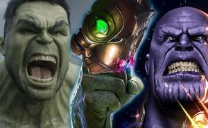"""Avengers: Endgame - 6 hình thái siêu mạnh của Hulk có thể đánh """"ngang kèo"""" với Thanos"""