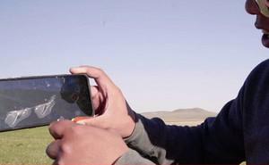 Thử thả rơi điện thoại từ độ cao 31.540 mét và cái kết bất ngờ