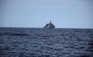 Phát hiện tàu chiến Trung Quốc tiến sát bãi cạn Scarborough