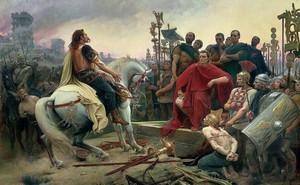 Chiến binh anh hùng của Pháp từng suýt đánh bại Caesar