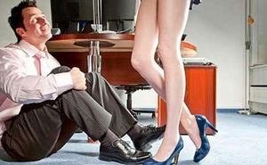 """Ngoại tình công sở: Đừng tưởng gái văn phòng là """"rau sạch"""""""