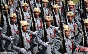 Philippines duyệt binh mừng 77 năm ngày thành lập quân đội