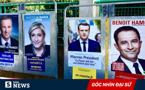 Bầu cử Tổng thống Pháp: Người cũ tham vọng mở thời mới